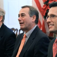 Senator Mitch McConnell, Speaker John Boehner &  Rep. Eric Cantor : We're Watching YOU!