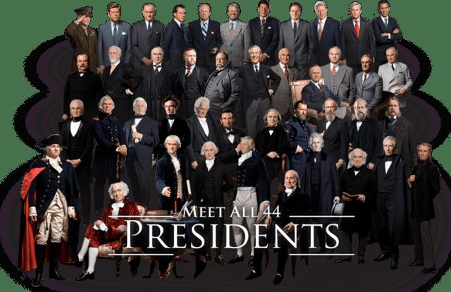 44presidents