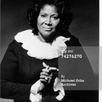 Tuesday Open Thread | Gospel Music Week: Mahalia Jackson