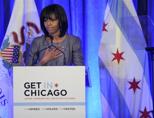Chicago Michelle Obama 1