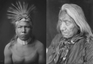 Native Americans- Portraits From a Century Ago12