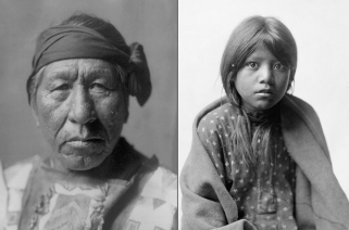 Native Americans- Portraits From a Century Ago13