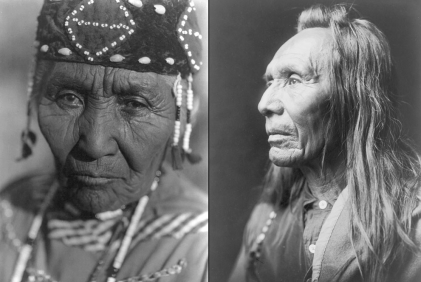 Native Americans- Portraits From a Century Ago20