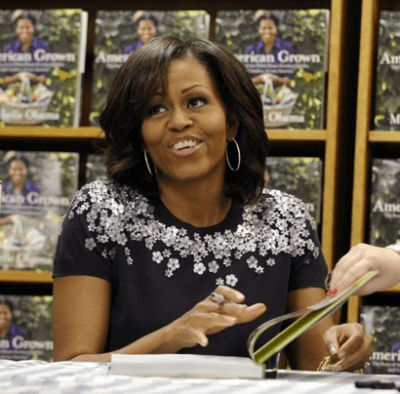 Michelle Obama book signing16