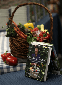 Michelle Obama book signing19