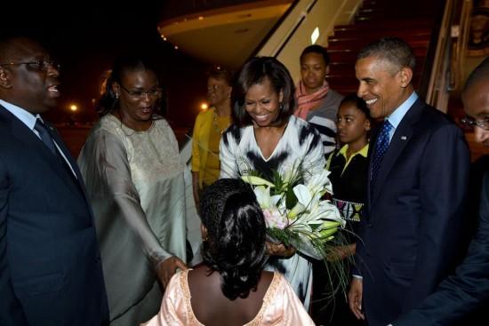 First Family Senegal 2013-1