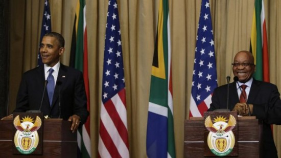 First Family South Africa 2013-201