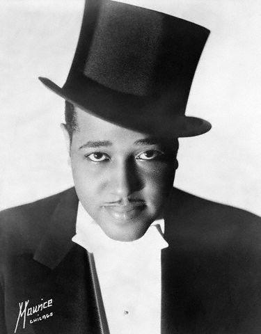 Portrait of Duke Ellington