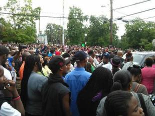 Rallies for Trayvon Martin 1