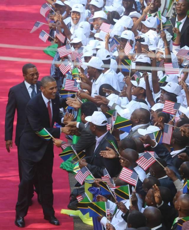 The First Family Tanzania 2013-215