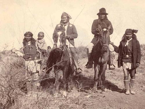 Cochise son Naiche