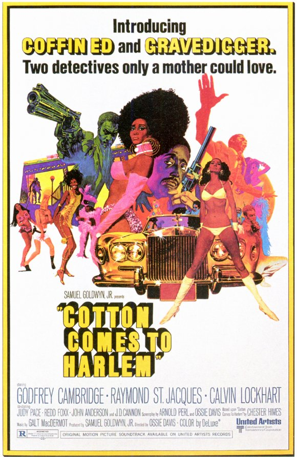 cotton comes to harlem