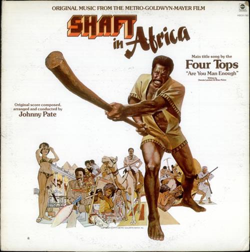 shaft in africa soundtrack