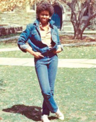 Throwback Thursday- Michelle Obama
