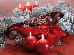 Christmas Candles 57