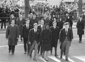 JFK Funeral 1963