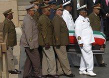 Mandela Lies In State25