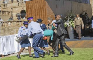 Mandela Lies In State66