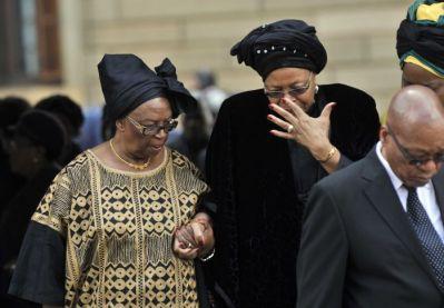 Mandela Lies In State69