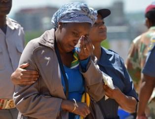 Mandela Lies In State80