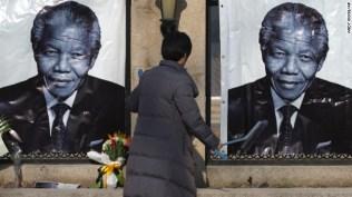 Mandela Mourned21