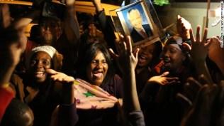 Mandela Mourned24