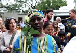Mandela mourning 40