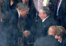 Memorial Service For Nelson Mandela