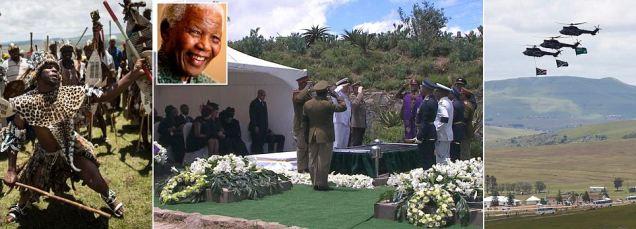 State funeral for Nelson Mandela34