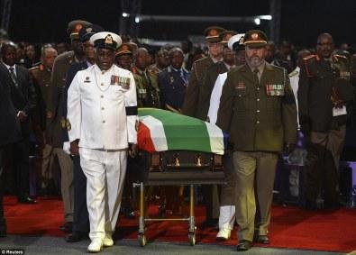 State funeral for Nelson Mandela51