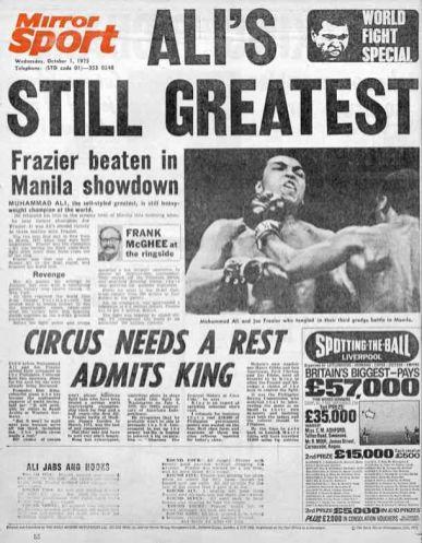 Ali- Still The Greatest