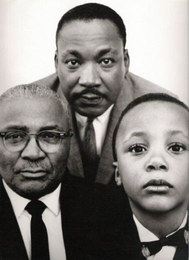 Dr King -3 generations