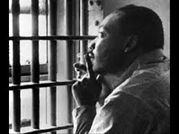 Dr King - Birmingham Jail