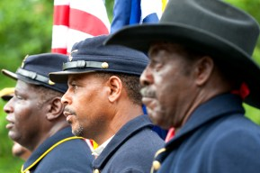 Juneteenth Parade- Soldiers