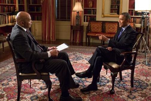 Charles-Barkley-interviewed-President-Obama-for-NBA-All-Star-Game
