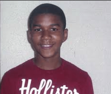 Young, Black & Unarmed-Trayvon Martin