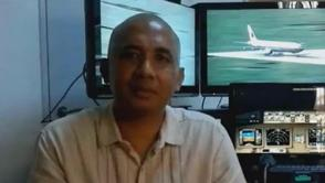 Faces of MH370- Pilot of Malaysia Airlines flight MH370 Captain Zaharie Shah Photo Facebook