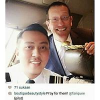 Faces of MH370-The big brother in the family