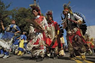 Native American Rain Dancing2