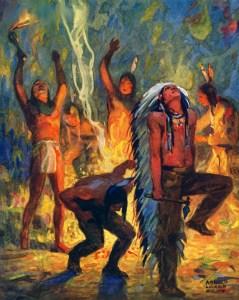 Native Americans- War Dance4
