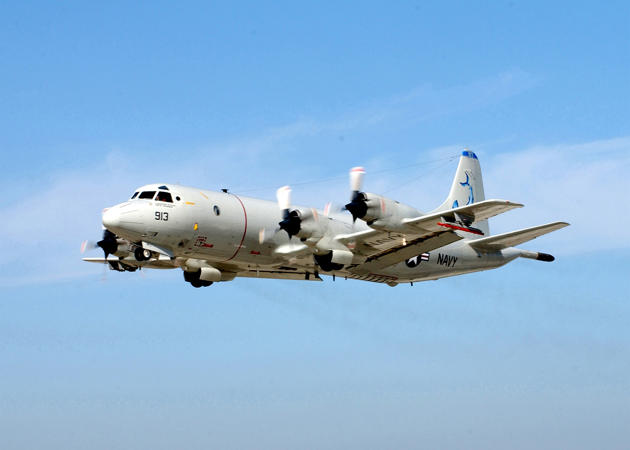 Ships and planes looking for MH370-The US 7th Fleet has sent a P-3C Orion surveillance plane from its base in Okinawa, Japan.