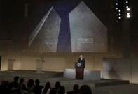 9-11 Museum Dedication