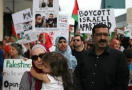 Gaza solidarity 11