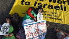 Gaza solidarity 17