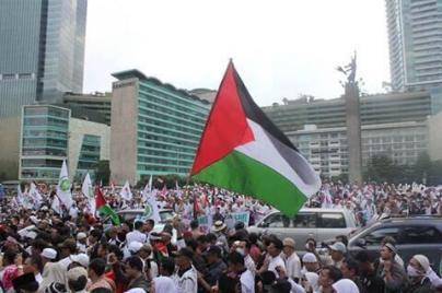Gaza solidarity 19