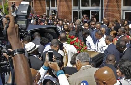 Funeral 4 Michael Brown 26