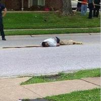 Ferguson Police shoots unarmed black kid 10 times