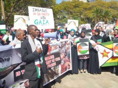 Protests for Gaza34