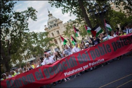 Protests for Gaza60