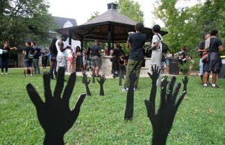 Rally in Ferguson20